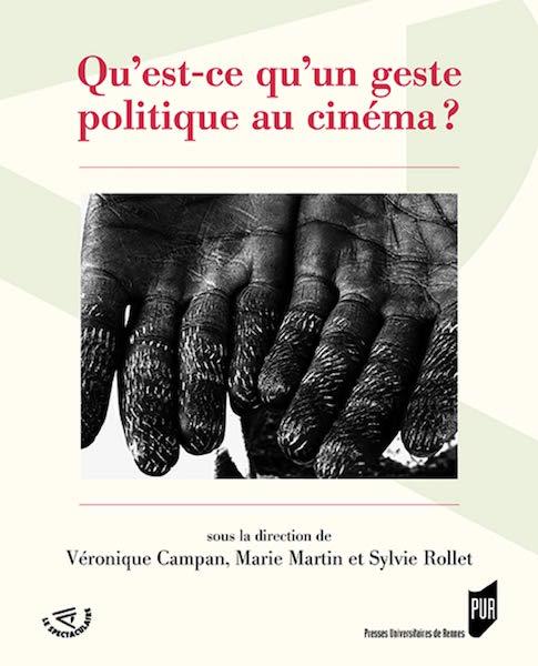 geste politique - livre