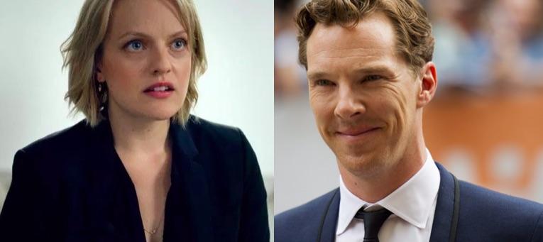 Elisabeth Moss - Benedict Cumberbatch