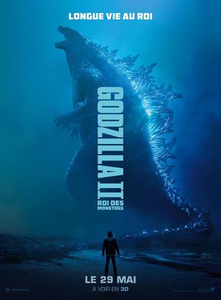 Godzilla II - affiche