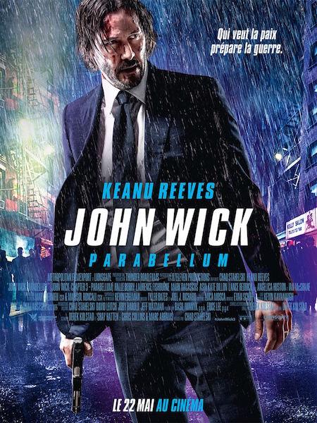 John Wick 3 - affiche