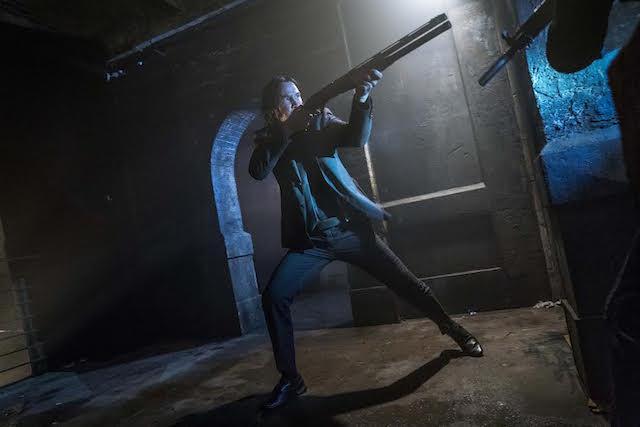 Keanu Reeves - John Wick Parabellum