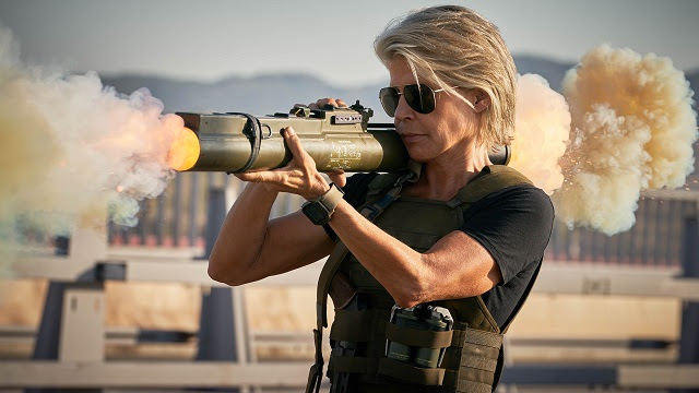 Linda Hamilton - Terminator Dark Fate