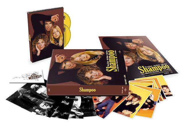 Shampoo - Combo Blu-ray DVD memorabilia