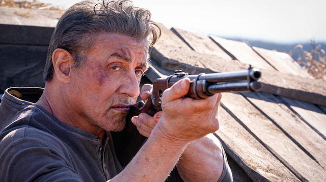 Sylvester Stallone - Rambo Last Blood