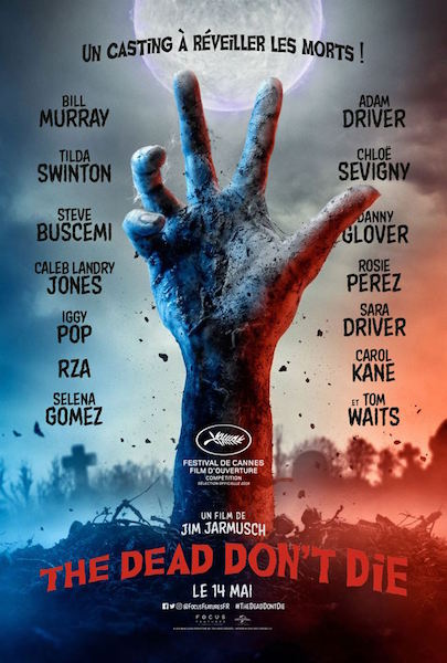 The Dead dont die - affiche