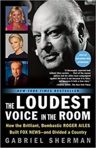 The Loudest Voice in the room - livre