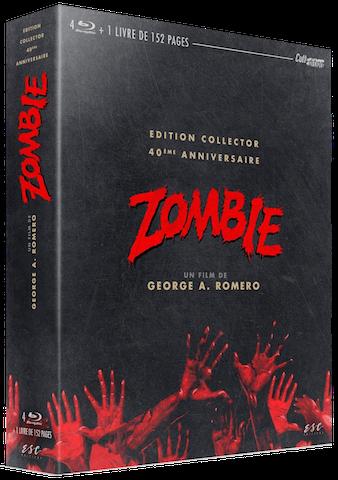 Zombie - coffret