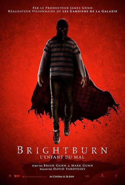 Brightburn - affiche
