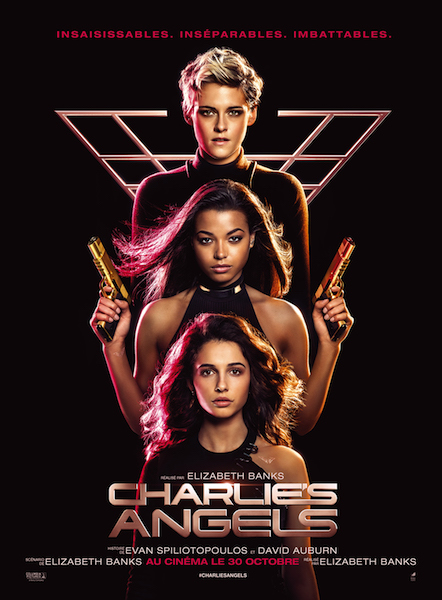 Charlie Angels - affiche