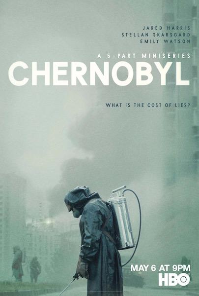 Chernobyl - affiche HBO