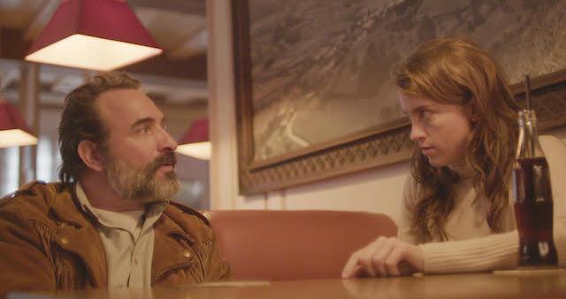 Jean Dujardin et Adele Haenel - Le Daim