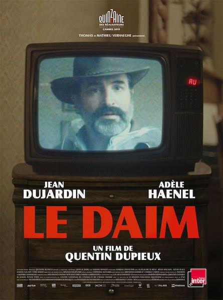 Le Daim - affiche