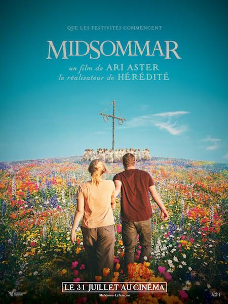 Midsommar - affiche