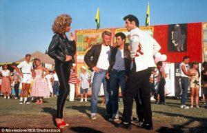 Olivia Newton-John et John Travolta - Grease