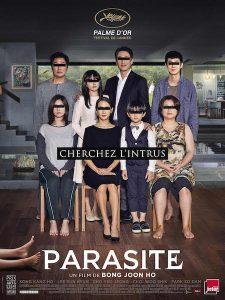 Parasite - affiche
