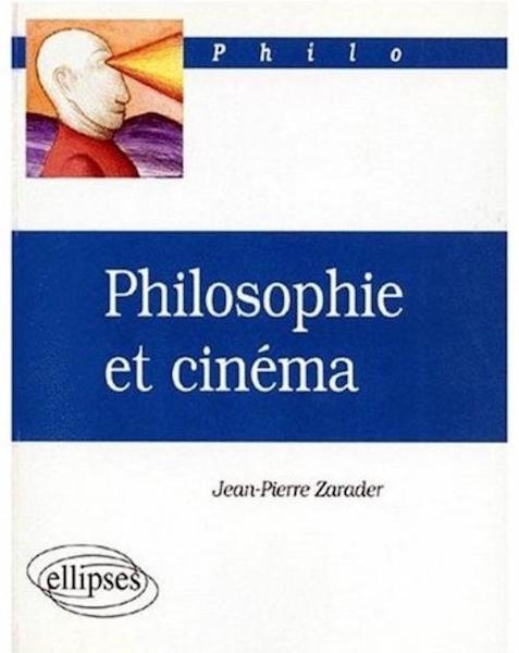 Philosophie et cinema - livre