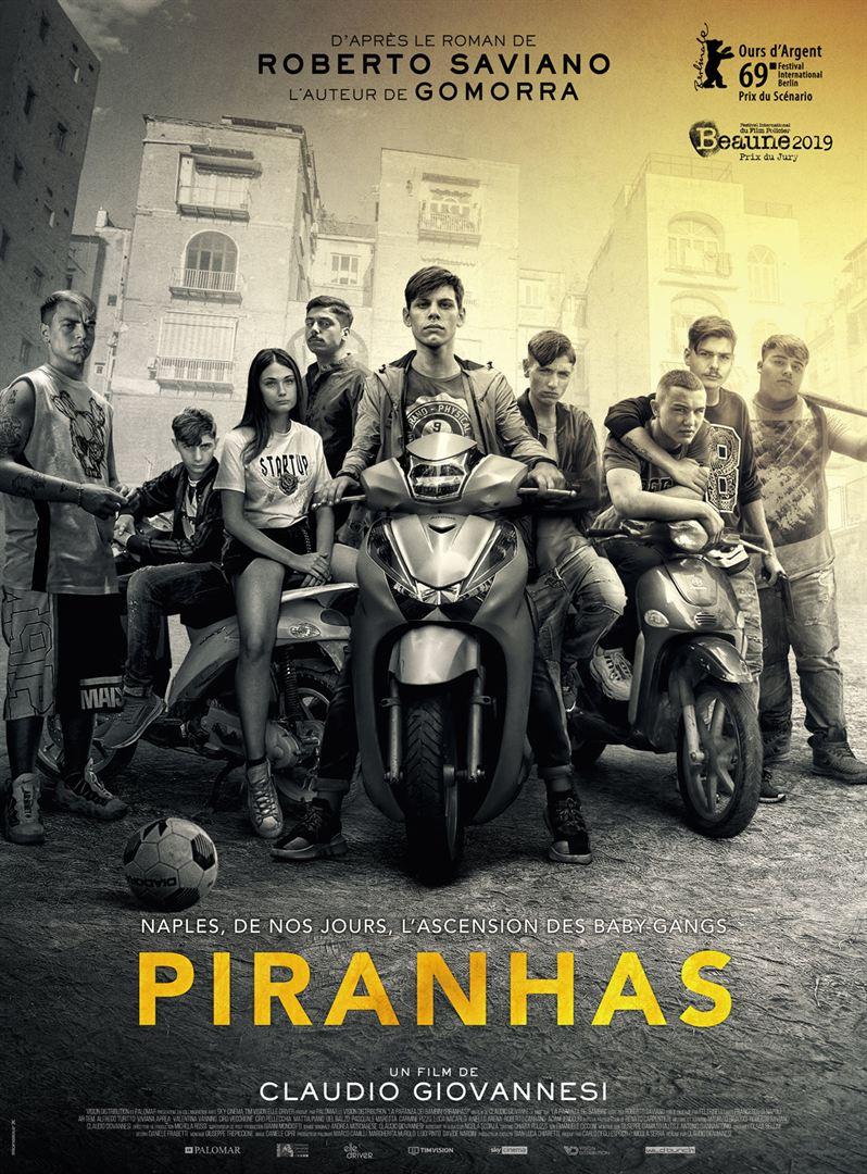 Piranhas - affiche