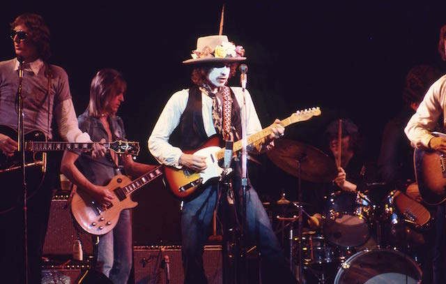 Rolling Thunder Revue - A Bob Dylan Story by Martin Scorsese