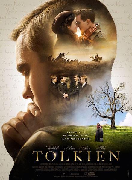 Tolkien - affiche