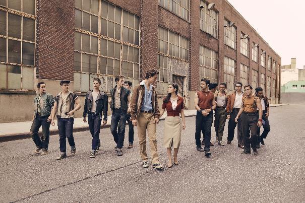 West Side Story - premier image - Steven Spielberg