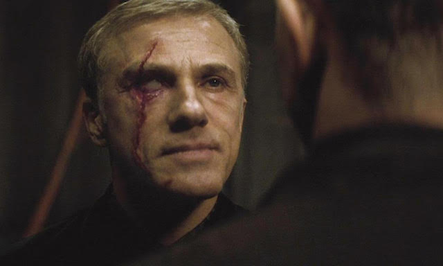 Christoph Waltz - Blofeld - Bond 25