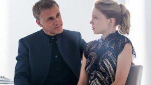 Christoph Waltz et Lea Seydoux - Spectre