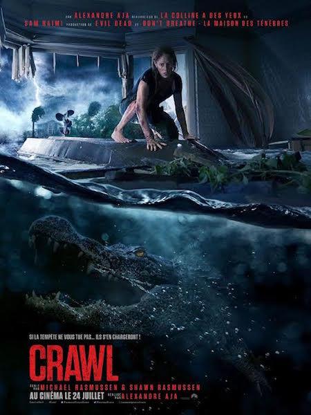 Crawl - affiche