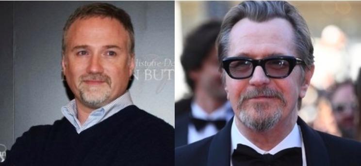 David Fincher Gary Oldman