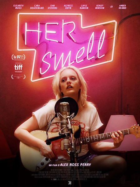 Her Smell - affiche