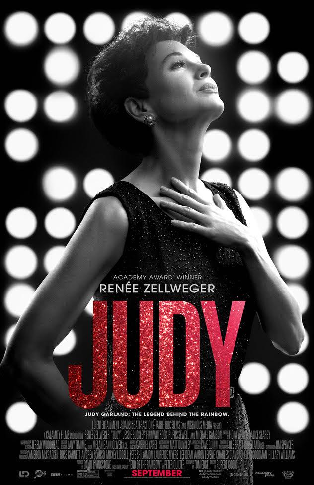 Judy - nouvelle affiche US