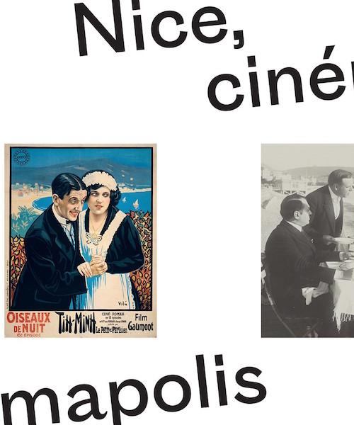 Nice Cinemapolis - livre