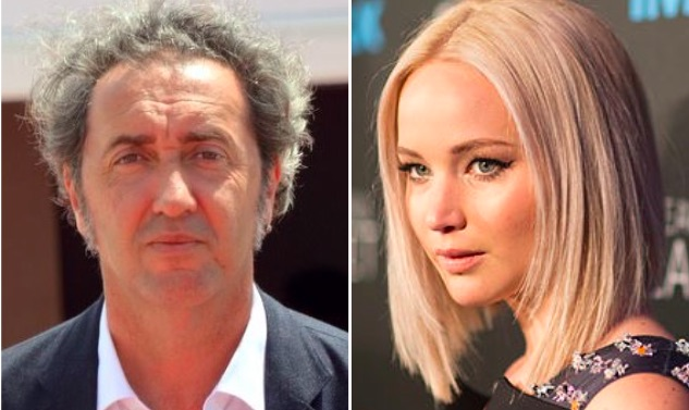 Paolo Sorrentino Jennifer Lawrence