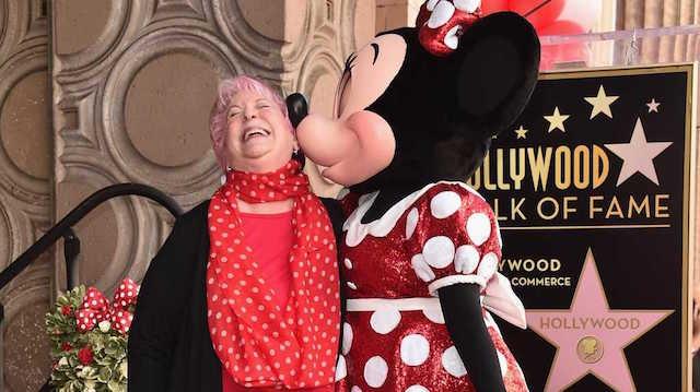 Russi Taylor - voix de Minnie Mouse
