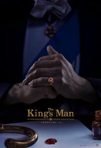 The Kings Man - affiche US