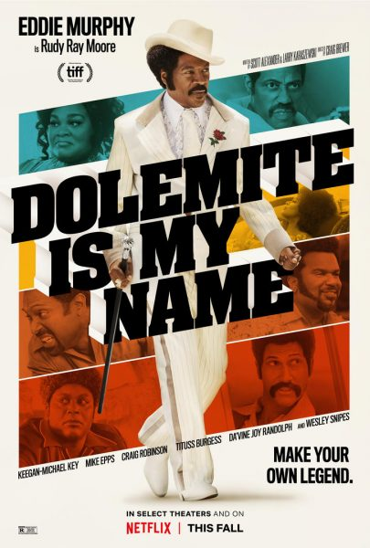 Dolemite is my name - affiche