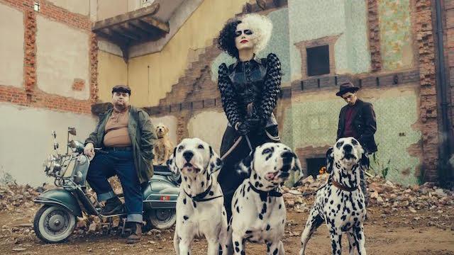 Emma Stone - Cruella - Disney