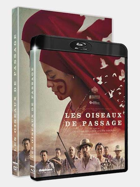 Les Oiseaux de Passage - BR et DVD