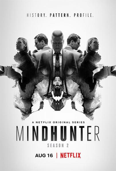 Mindhunter saison 2 - affiche
