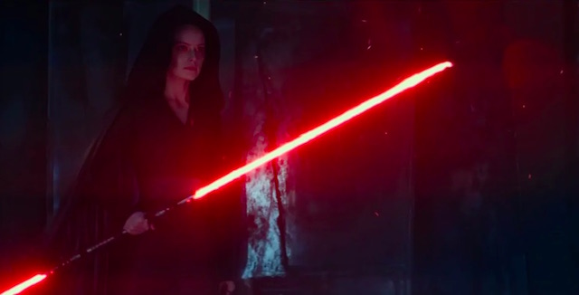 Rey - Star Wars LAscension de Skywalker