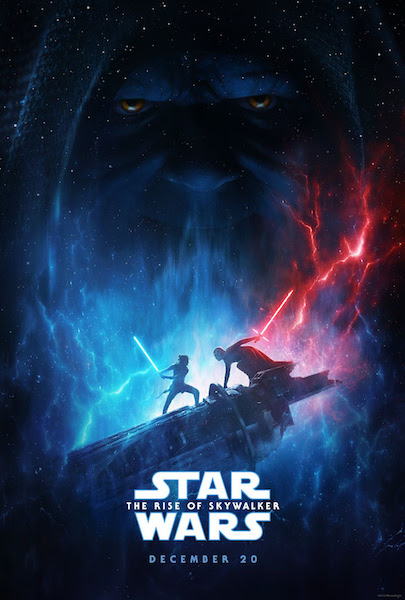 Star Wars - Ascension de Skywalker - affiche
