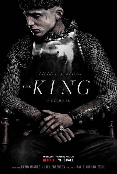 The King - affiche
