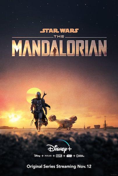 The Mandalorian - affiche