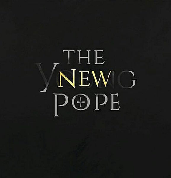 The New Pope - affiche