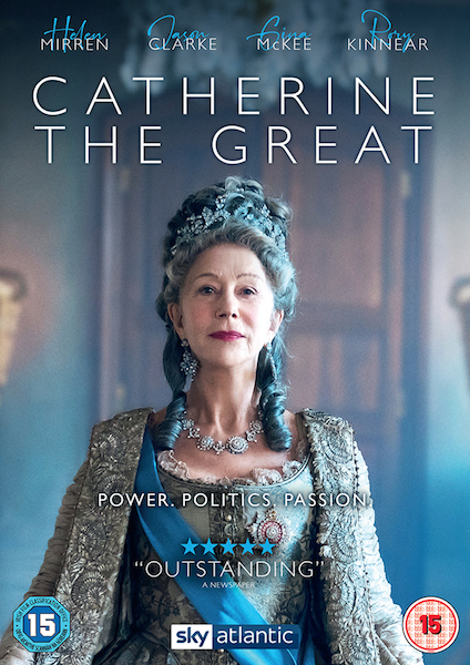 Catherine The Great - poster UK