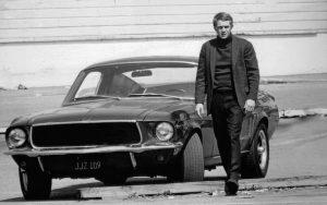Ford Mustang et Steve McQueen - Bullitt