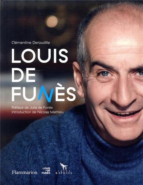 Louis de Funes - Flammarion