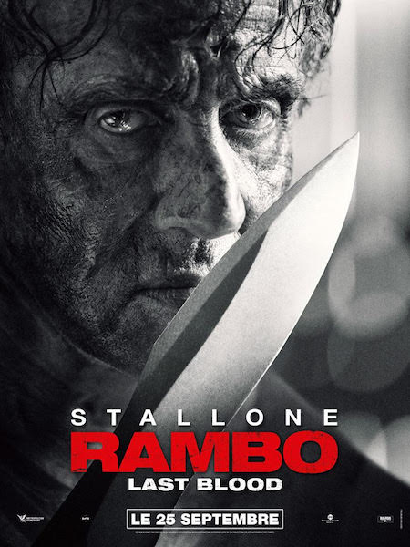 Rambo Last Blood - affiche