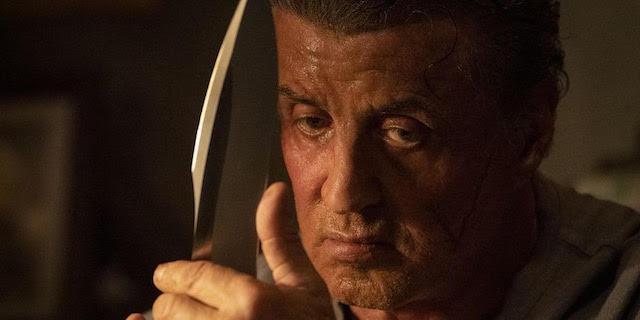 Sylvester Stallone - Rambo Last Blood
