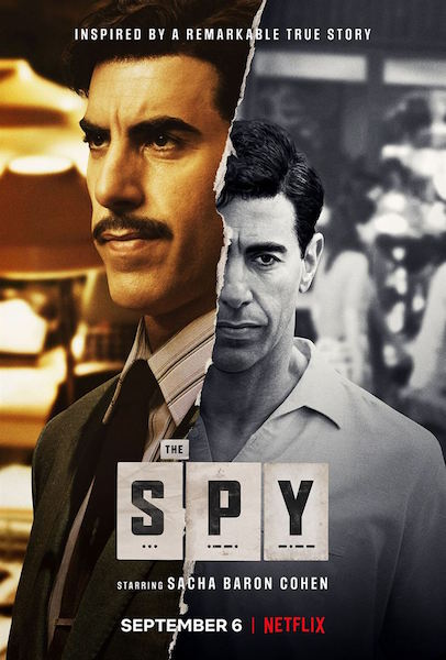 The Spy - affiche