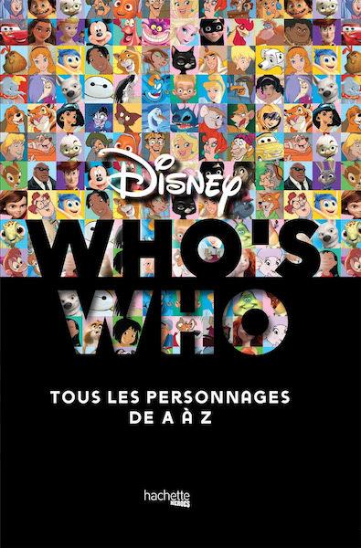 Whos Who Disney - livre